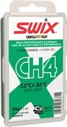 Мазь скольжения SWIX CH4X, (-12-32 C), Green, 60 g