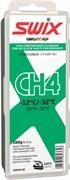 Мазь скольжения SWIX CH4X, (-12-32 C), Green, с крышкой, 180 g