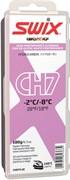 Мазь скольжения SWIX CH7X, (-2-8 C), Violet, с крышкой, 180 g