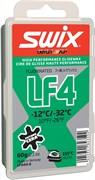 Мазь скольжения SWIX LF4X, (-12-32 C), Green, 60 g