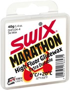 Мазь скольжения SWIX White Marathon DHF104, (0+20 C), 40 g