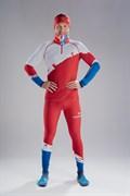 Гоночный костюм NORDSKI Premium Red RUS