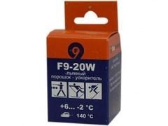 Порошок 9 ЭЛЕМЕНТ F9-20W с вольфрамом (+4-4 C) 30г.