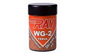 Мазь держания RAY смоляная, (+1-1 C), 36 гр