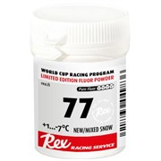 Порошок REX TK-77 new/mixed snow, (+1-7 C), 30 g