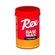 Мазь держания REX Grip waxes, base, Orange, 45g