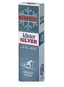 Клистер RODE, (+5+1 C), Silver, 60g