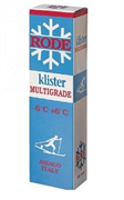 Клистер RODE, (+6-6 C), Multigrade, 60g