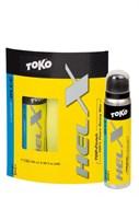 Аэрозоль TOKO HelX 100%фтор, (-10-30 C), синий, 100 ml