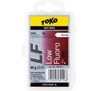 Мазь скольжения TOKO HF, (-4-10 C), Red, 40 g