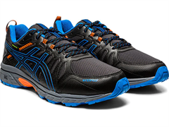 Кроссовки ASICS GEL-VENTURE 7 WP Black/Blue