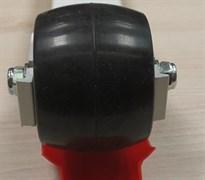 Колесо в сборе VIPSPORT переднее каучук, 70*50 мм №2