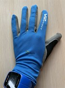 Перчатки VIPSPORT для лыжероллеров Blue