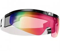 Маска-козырек BLIZ Proflip OTG Black под очки с деоптриями (+1 прозрачная линза)