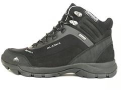 Мужские ботинки EDITEX Alaska WP Thinsulate Black