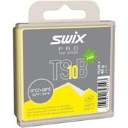 Мазь скольжения SWIX TS10 Black, (+10-0 C), 40 g (без фтора)