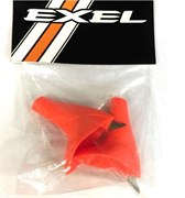 Лапки EXEL Exelerator orange 7 mm