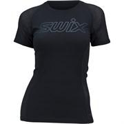 Футболка SWIX RaceX Light SS женская Dark navy