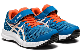 Кроссовки ASICS GEL-CONTEND 7 PS Blue/White