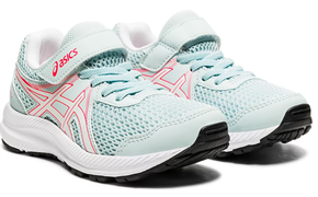 Кроссовки ASICS GEL-CONTEND 7 PS aqua/White