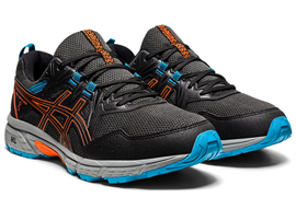 Кроссовки ASICS GEL-VENTURE 8 Black/Orange