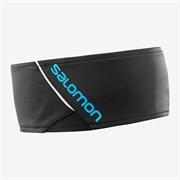 Повязка SALOMON RS Beanie черный/синий