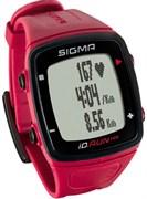 Часы SIGMA ID.RUN HR Rouge, 10 функций (GPS, пульс.на часах)