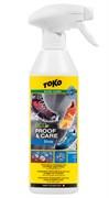 Пропитка для спортивной обуви TOKO Eco Shoe Proof & Care, 500 ml