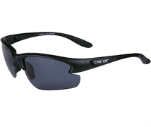 Очки CASCO SX-20 Polarized black matt (+2 смен.линзы)