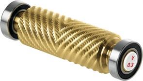 Медный ролик SWIX с V-образной структурой 0,30 mm