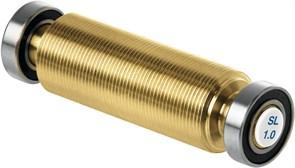 Медный ролик SWIX с левой винтовой структурой 1,0 mm