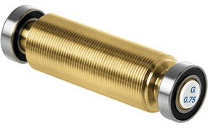 Медный ролик SWIX с линейной структурой 0,75 mm