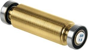 Медный ролик SWIX с правой винтовой структурой 1,5 mm