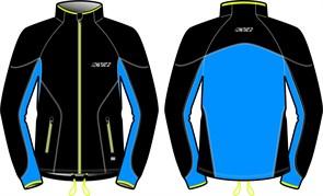 Куртка KV+ Lahti разминочная blue/black