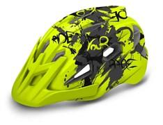 Шлем R2 WHEELIE yellow