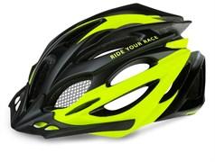 Шлем R2 PRO-TEC matt black/fluo yellow