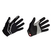 Перчатки KV+ CAMPRA BLACK для лыжероллеров