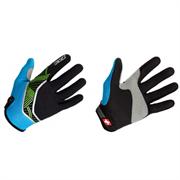 Перчатки KV+ CAMPRA BLUE для лыжероллеров