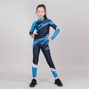 Гоночный костюм NORDSKI Premium Junior Deep Blue