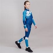Гоночный костюм NORDSKI Premium Junior Seaport