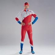 Гоночный костюм NORDSKI Premium Red RUS Junior
