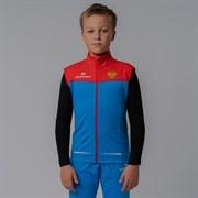 Жилет разминочный NORDSKI Pro RUS Junior