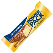 Батончик Multipower Power Pack Protein Bar молочный шоколад