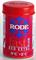 Мазь лыжная RODE Fluor, (+2-0 С), Red Extra, 45g - фото 17371